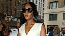 "Naomi Campbell and More Stars ""Dress for Bill"" at a Memorial for Photographer Bill Cunningham"
