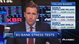 Barclays CEO: European banking sector is challenged