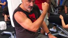 Chris Noth is Ripped at 63 — and Sarah Jessica Parker Approves: 'Still Looking Good!!!!'