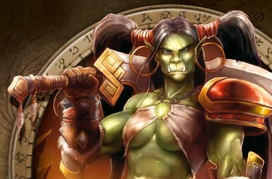 Who I want to see in Warlords of Draenor: Griselda Blackhand