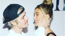Justin and Hailey Bieber Look Adorable at 'Seasons' Premier in Los Angeles, See Pic
