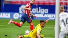 Atlético Beats Huesca To Return To The Top In Spanish League