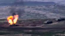 Armenisch-aserbaidschanischer Konflikt um Berg-Karabach wieder voll entbrannt