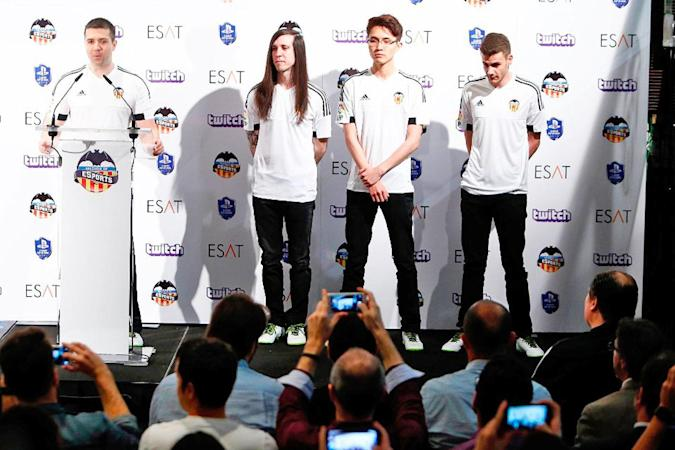 Valencia CF is the next big soccer club to start an eSports team