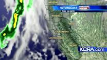 Thursday Weather Update for Northern California 12.27