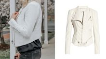 Save 40% on this shopper-approved faux leather jacket at Nordstrom: 'This one is just awesome!'