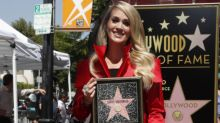 Carrie Underwood exhibe su pancita de embarazo