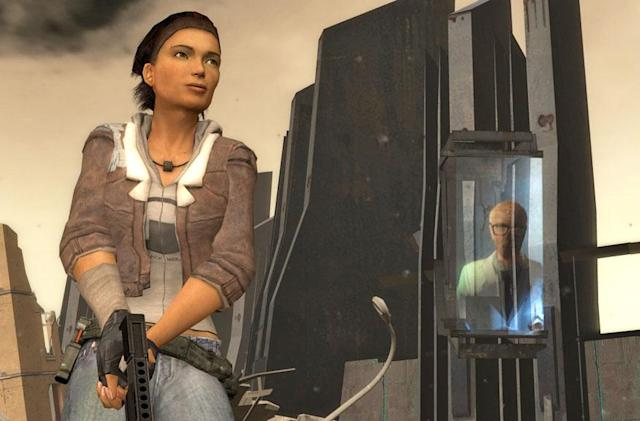 'Half-Life' writer reveals what could've been Episode 3