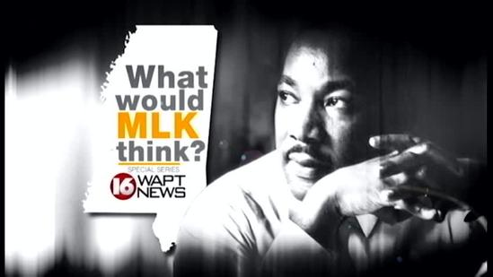 What would MLK think about racial crimes