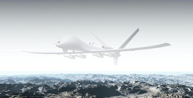 Predator drones could soon hide under dielectric 'invisibility cloaks'