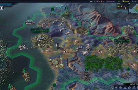 Civ: Beyond Earth lands on Mac, Linux this holiday season