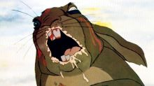 Olivia Colman couldn't stop crying doing Watership Down