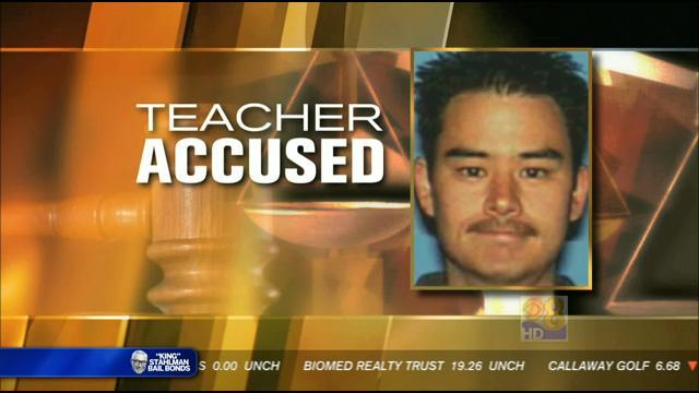 How did CV teacher accused of child porn get hired?