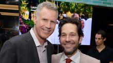 'Anchorman' alums Will Ferrell, Paul Rudd reunite for 'Shrink Next Door' TV series
