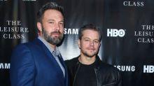 Matt Damon und Ben Affleck: Mehr Projekte zusammen