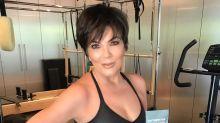 Kris Jenner acusada de Photoshop en foto sexy