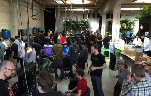 Xbox One surprises GDC 2015 with new indie games