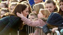 Kleines Mädchen sorgt für haarigen Tabubruch bei Herzogin Kate