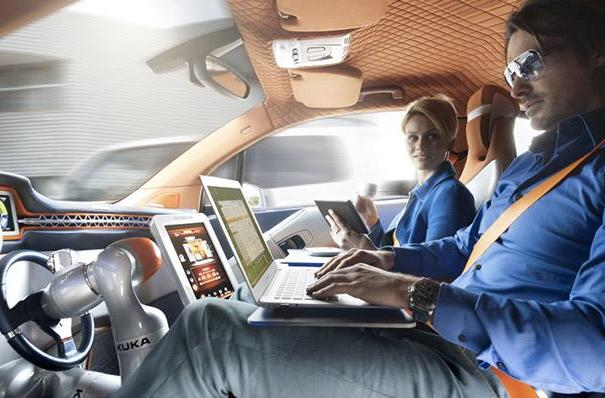 Rinspeed reimagines the BMW i3 EV as a self-driving car