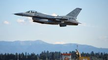 US F-16 fighters and airmen in Italy showed off their flexibility at exercise Agile Buzzard