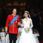 Princess Brides! A Side-by-Side Comparison of Meghan Markle and Kate Middleton's Wedding Gowns