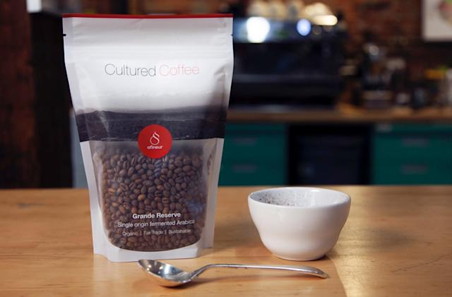 Afineur's first batch of fermented coffee is available through Kickstarter