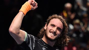 Stefanos Tsitsipas eclipses Roger Federer at ATP Finals as Swiss legend admits next generation of tennis stars 'have proven their point this year'