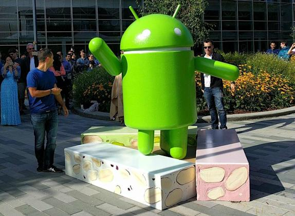Android N? More like Android Nougat