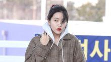 [MD PHOTO] 韓國女團Redvelvet飛往智利參加SMTOWN演唱會