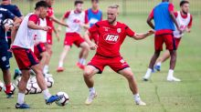 Adelaide United recruit banned for cocaine