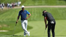PGA Championship: Tiger Woods can't keep pace with Brooks Koepka
