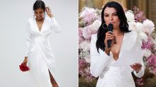 MAFS bride Tash's $300 budget wedding dress revealed
