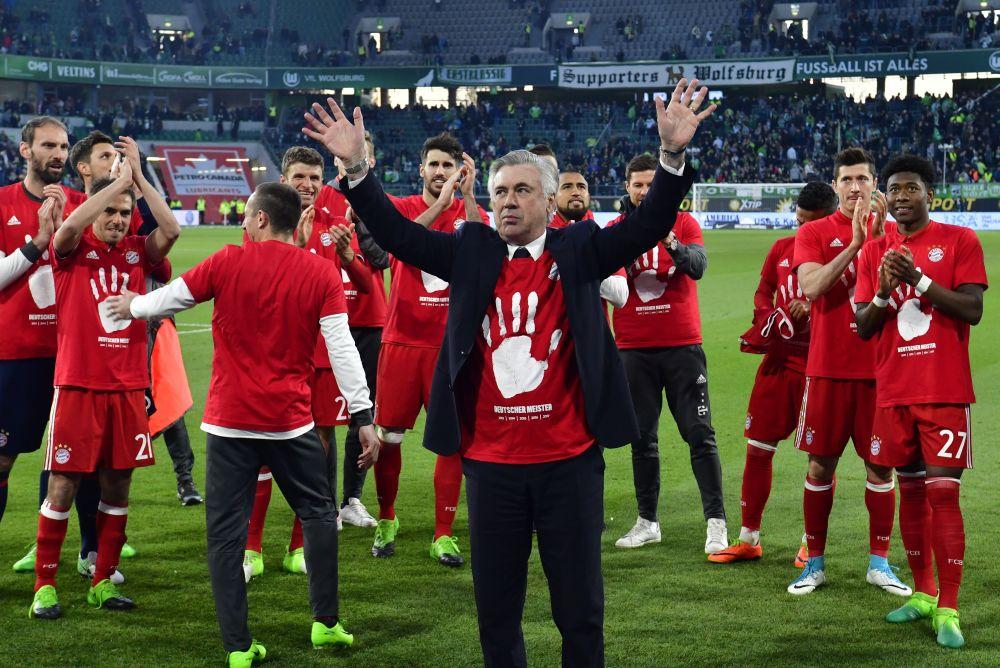 Ancelotti cala il poker: campione in Italia, Francia, Inghilterra e Germania