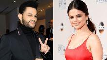Selena Gomez、The Weeknd 這張合照,竟與 Selena 父母年輕時期合照達 90% 相似!