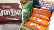 Shoppers 'offended' by detail found on Tim Tam packaging