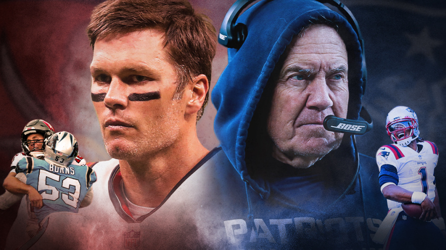 Brady vs. Belichick: Who do you have now?