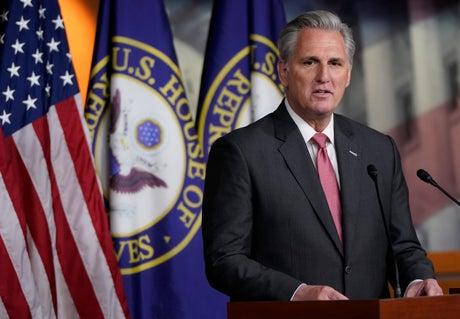 GOP House leader Kevin McCarthy says all Americans are culpable for Capitol riot, not just him
