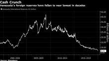 Reservas líquidas venezolanas caen por debajo de US$1.000m