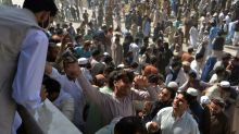 At least 11 Afghan women killed in stampede near Pakistan consulate