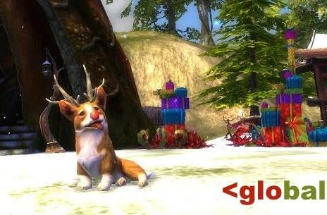 Global Chat: Gamers Secret Santa