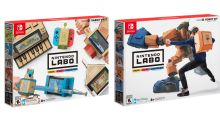 Nintendo Labo review: Fun and games with cardboard