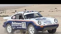 Porsche's Paris-Dakar Winning 953
