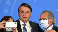 """Bolsonaro a jornalista: """"vontade de encher tua boca de porrada"""""""