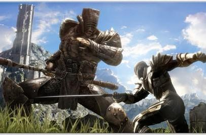 Infinity Blade II benefits from Apple's anniversary promotion