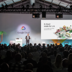 Google Cloud's LA region goes online