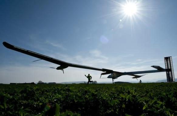 Solar Impulse's first international flight is underway (live)