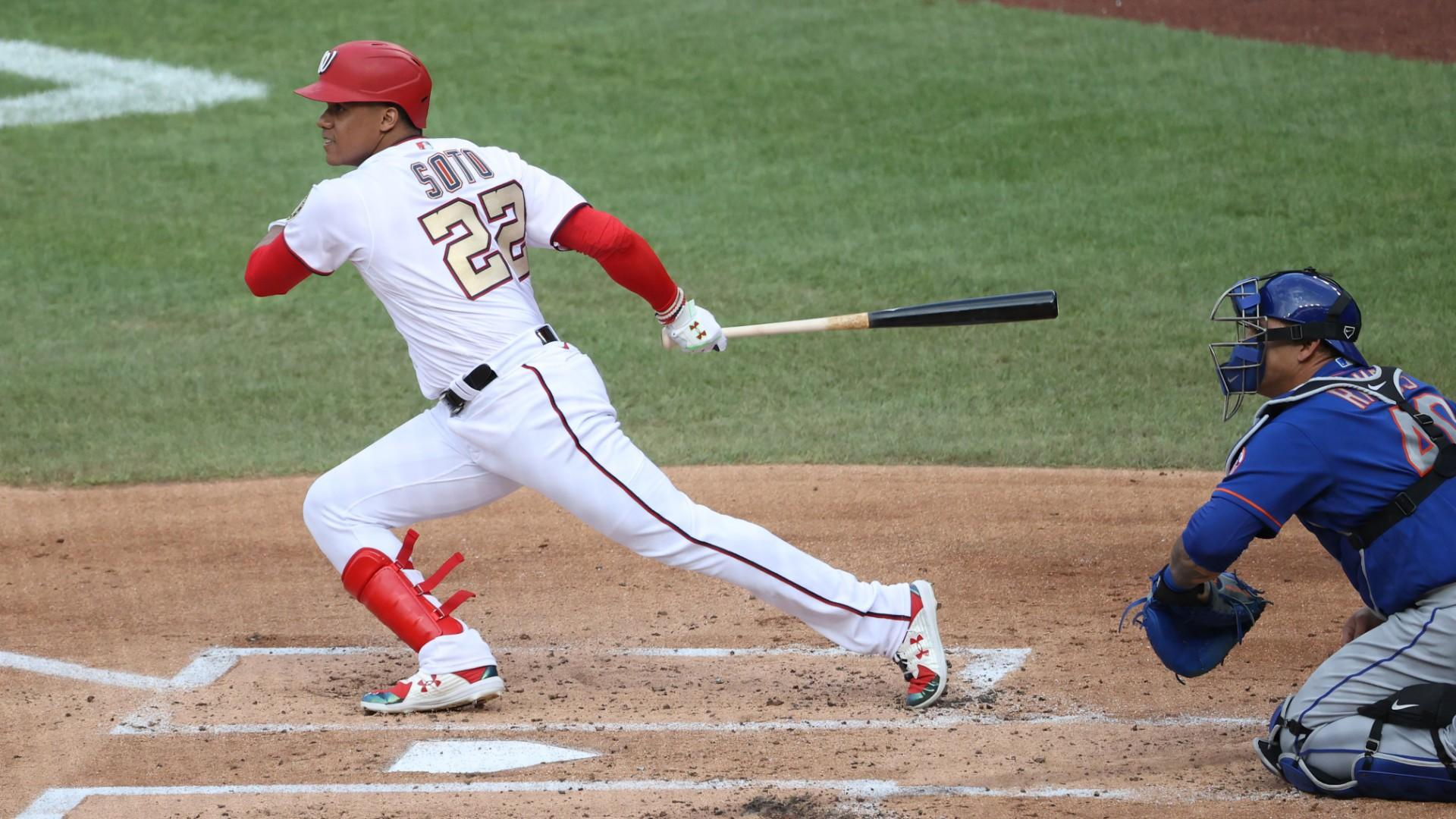 Juan Soto makes former Nationals INF Mark DeRosa's All-MLB team