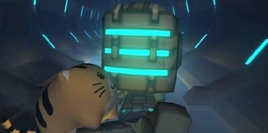 Why Isaac Clarke and Commander Shepard are in MySims Sky Heroes