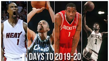 Countdown: Who wore No. 1 best in NBA history?