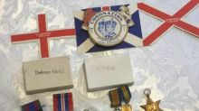 Long-forgotten war medals discovered in Regina headed to family of Sask. war heroes